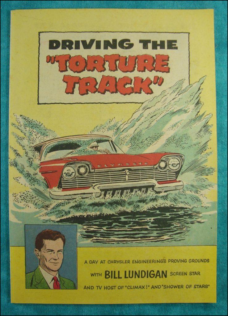 Brettspiel ; Board game ; Jeu de société ; 1956 ; The Test Driver Game ; Milton Bradley ; MB ; Plymouth ; Dodge ; De Soto ; Chrysler ; Imperial ;