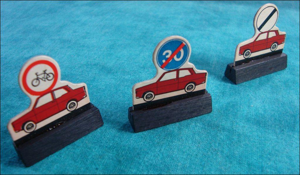 Brettspiel ; Board game ; Jeu de société ; 1960/65 ; Gocar ; Happitoys ; Alpine Renault A110
