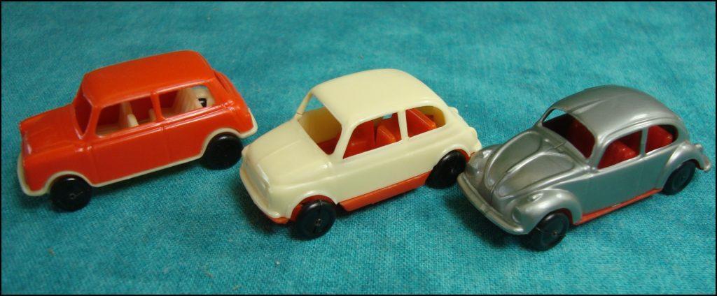 1965/70 - Hell Valley ; Dujardin ; Renault berlinette Alpine A110 ; Fiat 500, Mini Cooper ; Volkswagen Coccinelle ; vintage car-themed board game ; ancien jeu de société automobile ; Antikes Brettspiel Thema Automobil Autospiel ;