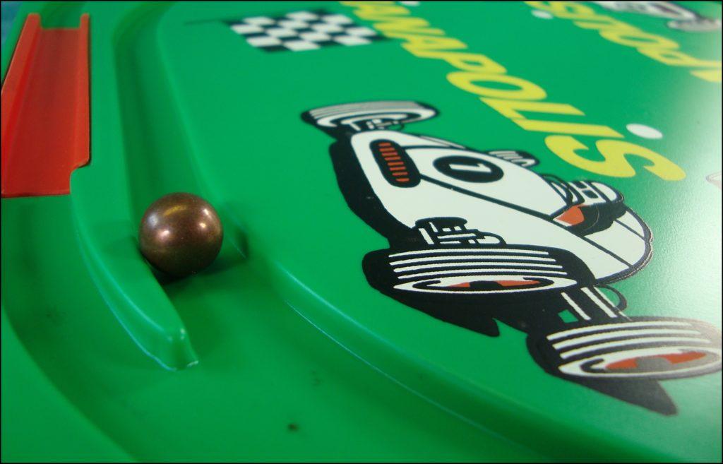 Brettspiel ; Board game ; Jeu de société ; 1960/65 - Indianapolis ; Reif ;