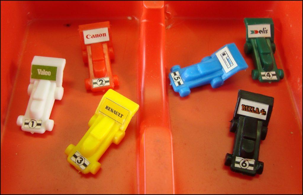 1983 ; Grand Prix ; éd. H.I. ; Habourdin ; vintage car-themed board game ; ancien jeu de société automobile ; Antikes Brettspiel Thema Automobil Autospiel ;