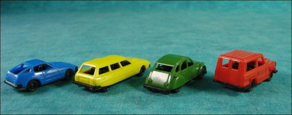 Brettspiel ; Board game ; Jeu de société ; 1985 ; Le Paris-Dakar ; Milton Bradley ; MB ; Thierry Sabine ; VW Golf LS ; Mercedes 300 GD ; Volkswagen Combi ; BMW 730 ; Porsche 924 ; Citroën CX break ; Citroën 2 Ch ;