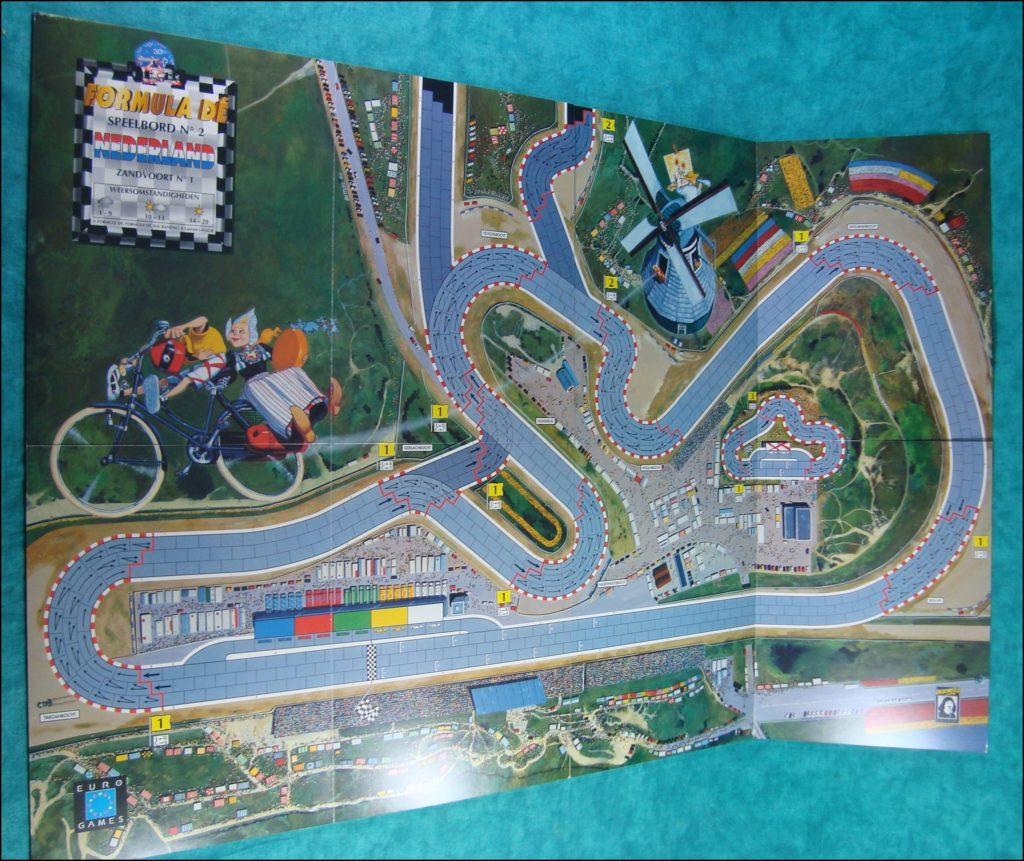 Brettspiel ; Board game ; Jeu de société ; 1996 ; Formule Dé ; Formula De ; Descartes  ; Eurogames