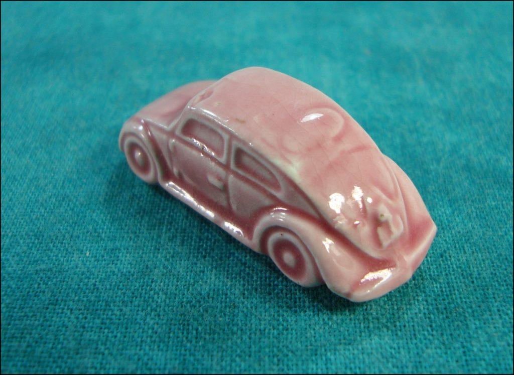 1952 - Dein Volkswagen ; Hausser ; Coccinelle porcelaine ; porcelain Beetle ; split window