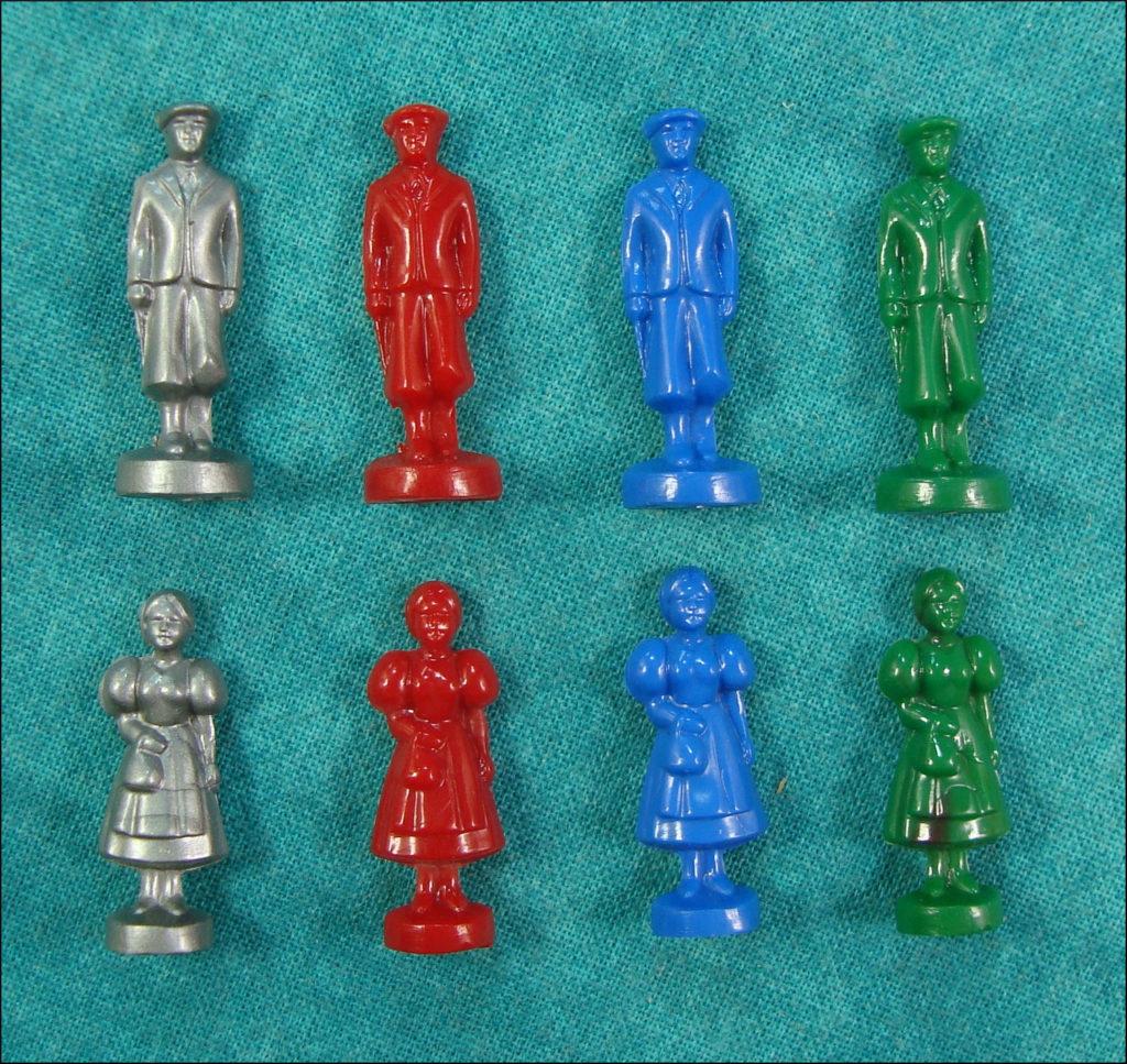 1935-45 ;  Weine nicht! ; Scherz-Roulette ; Meto ; Heinz Ruland ; vintage car-themed board game ; ancien jeu de société automobile ; Antikes Brettspiel Thema Automobil ;