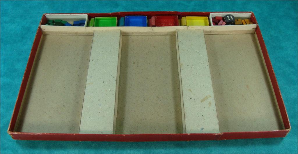 1930 1940 ; Transit ; Das lustige Kraftfahrerspiel ; Gräfe ; vintage car-themed board game ; ancien jeu de société automobile ; Antikes Brettspiel Thema Automobil ;