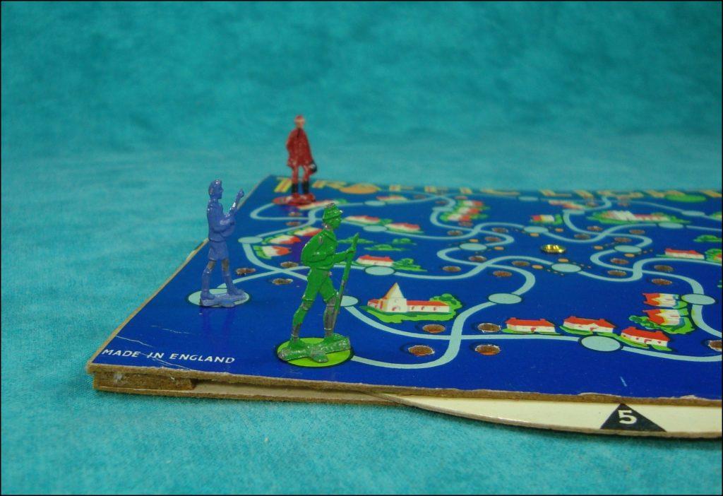 1930-40 - Traffic Lights, Glevum Games ; vintage car-themed board game ; ancien jeu de société automobile ; Antikes Brettspiel Thema Automobil ;